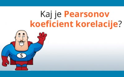 Pearsonov koeficient